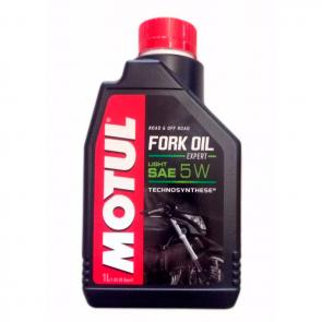 Óleo Suspensão Motul 5W Fork Oil Expert 1L
