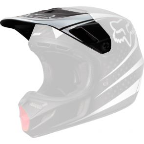 Pala Capacete Fox V4 Carbon Reveal