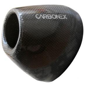 Ponta de Ponteira Carbonex Yoshimura CRF 450 R 10/12