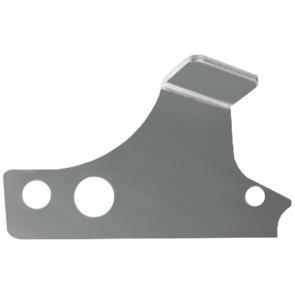 Protetor de Eixo Câmbio e Corrente Start Racing CRF 230 - Aço Galvanizado