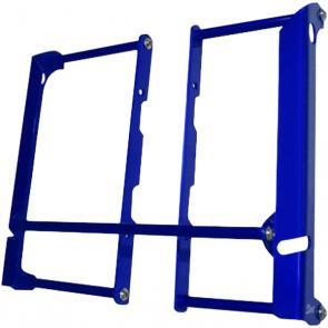 Protetor de Radiador Envolvente Start Racing YZF 250/450 07/09 WRF 250 07/14 WRF 450 07/11 Anodizado