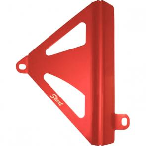 Protetor de Radiador Lateral Start Racing CRF 250 10/13 Anodizado