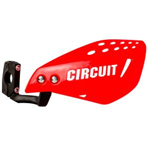 Protetor de Mão Circuit Vector