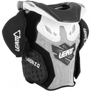 Protetor de Pescoço Leatt Brace Fusion 2.0 Jr
