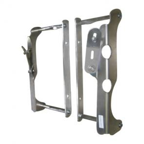 Protetor de Radiador em Alumínio Framax CRF 250X