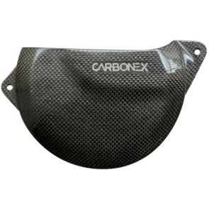 Protetor de Tampa de Embreagem Carbonex CRF 450 R 09/15