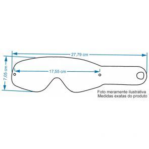 5c453c19ef Tear Off Provisor Oakley O Frame MX - 10 Unidades - MX Parts