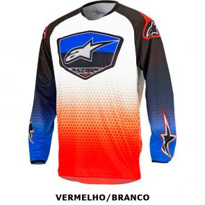 Camisa Alpinestars Racer Supermatic 17
