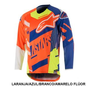 Camisa Alpinestars Techstar Screamer