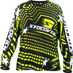 Camisa Stocovich Racing Fluor
