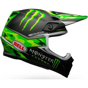 Capacete Bell MX-9 Monster Mips