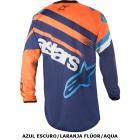 Camisa Alpinestars Racer Supermatic 18