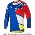 Camisa Alpinestars Techstar Factory 18