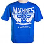 Camiseta Unit Machines