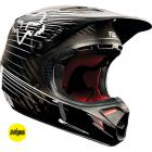 Capacete Fox V4 Carbon Reveal MIPS