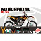 Kit Adesivo Completo Adrenaline
