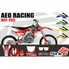 Kit Adesivo Completo AEO Racing