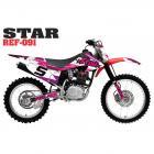 Kit Adesivo Motocross Star