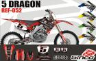 Kit Adesivo Completo Dragon