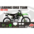 Kit Adesivo Completo Leading Edge Team