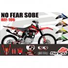 Kit Adesivo No Fear Sobe