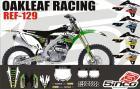 Kit Adesivo Completo Oakleaf Racing