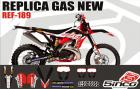 Kit Adesivo Completo R�plica Gas New