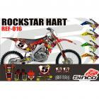 Kit Adesivo Completo Rockstar Hart