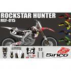 Kit adesivo completo Rockstar Hunter