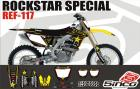 Kit Adesivo Completo Rockstar Special