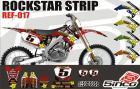 Kit Adesivo Completo Rockstar Strip