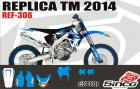 Kit Adesivo Completo TM 2014