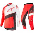 Kit Cal�a + Camisa Alpinestars Racer Supermatic 19