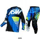 Kit Cal�a + Camisa ASW Image Race 18