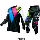 Kit Cal�a + Camisa ASW Podium Quatto 18