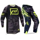 Kit Cal�a + Camisa Fly Evolution Code 2.0