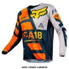 Kit Cal�a + Camisa Fox 180 Sayak