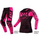 Kit Cal�a + Camisa Fox 180 Women