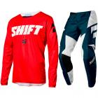 Kit Cal�a + Camisa Shift White Label Ninety Seven