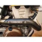 Protetor de Curva KTM 250 Carbonex