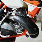 Protetor de Descarga KTM 250/300 Carbonex
