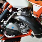 Protetor da Tampa de Embreagem KTM 250/300/350 Carbonex