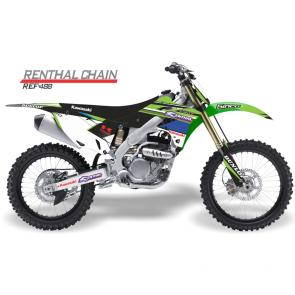 Kit Adesivo Completo Renthal Chain
