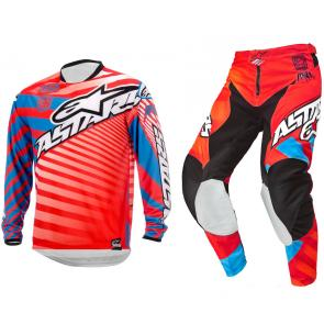 Kit Cal�a + Camisa Alpinestars Braap 15
