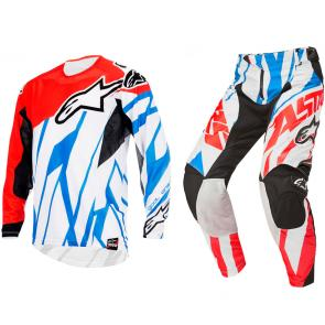Kit Cal�a + Camisa Alpinestars Techstar 15