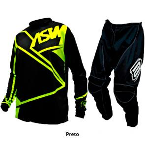 Kit Calça + Camisa ASW Factory 17