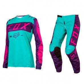 4126e8906 Kit Calça + Camisa Feminina Fox 180 17 - MX Parts
