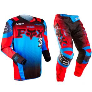 Kit Calça + Camisa Fox 180 Imperial