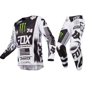 Kit Calça + Camisa Fox 180 Monster / Pro Circuit