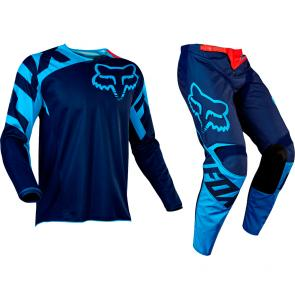 Kit Calça + Camisa Fox 180 Race 17